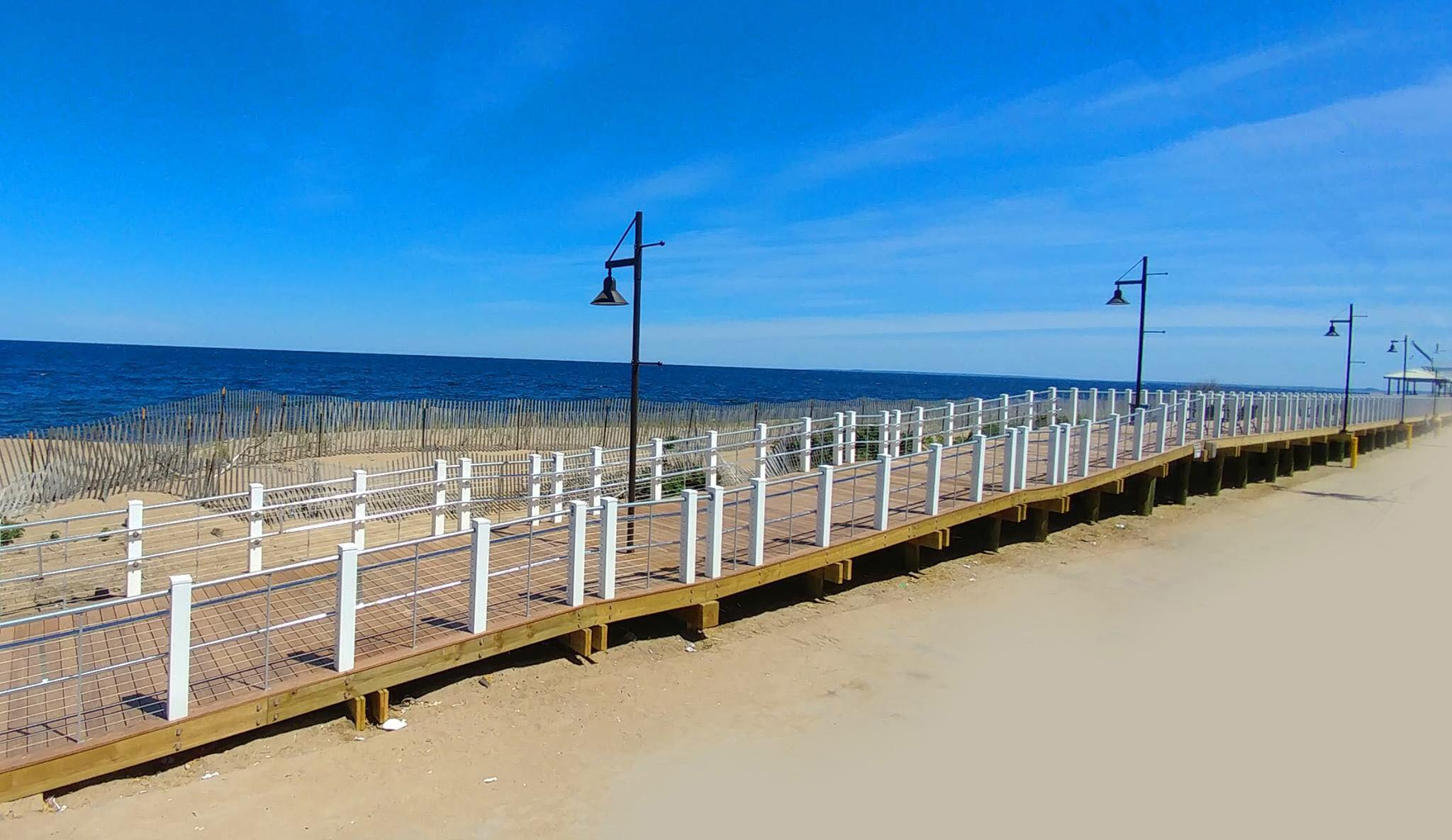Salisbury Beach Boardwalk