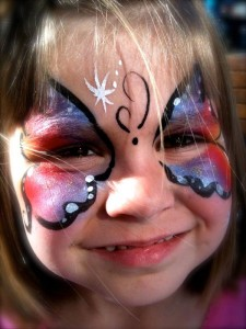 Color Me Funky Face Painting