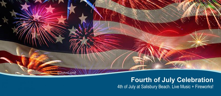 Salisbury Beach Events and Festivals » July 4th Fireworks
